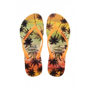 Havaianas tong femme paysage