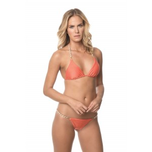 Despi coral new shelly swimsuit