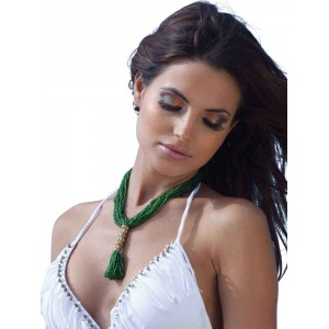 Aguaclara swimsuit white trikini