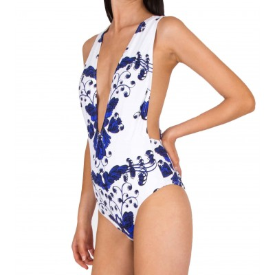 Aguaclara 1 piece swimsuit azules