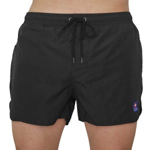 icu black swimwear bath men short