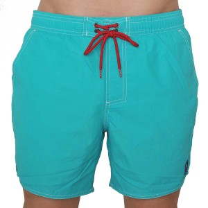 icu bath short for man blue curaçao