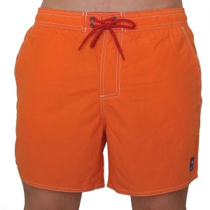 Icu short de bain rossi orange
