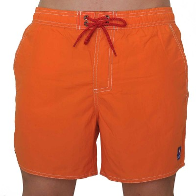 Icu short de bain bleu rossi orange