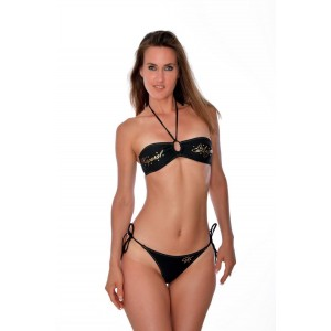 9b248de26e Swimsuit 2 pieces black and white - Best of bikinis