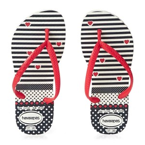 Havaianas infradito junior stripes