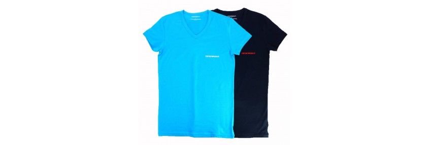 Pack 2 t-shirts homme